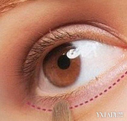 【图】晚宴妆眼影画法图解大全 教你如何化妆变身美人
