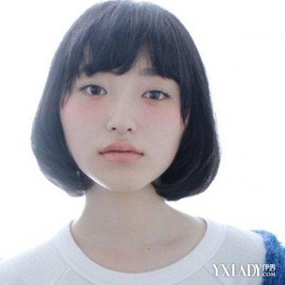 【图】女生脸大脖子短适合什么发型 四款可爱又瘦脸短发推荐