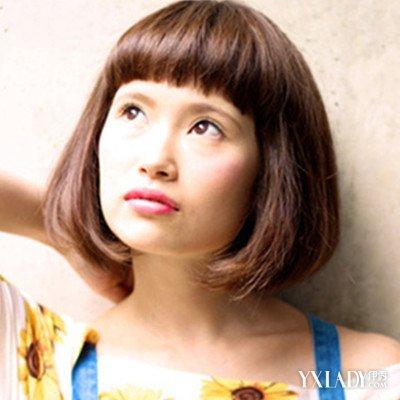女生脸大脖子短适合什么发型 四款可爱又瘦脸短发推荐