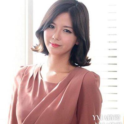 【图】发型范短发女生图片娃娃a发型可爱迷人头饰头发又少又短_扎什么日韩图片