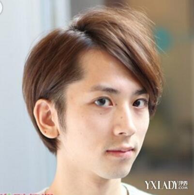 脸大头大的男生适合什么发型 几款美发为你打造时尚魅力图片