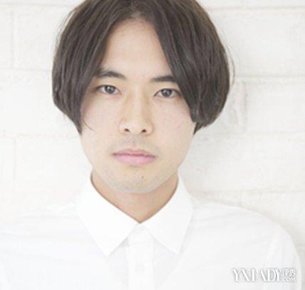 【图】韩范发型男中分款式大盘点图片