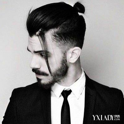 男生头顶扎小辫子发型图片 推荐几款今年流行的发型给你图片