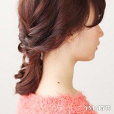 【图】简单披发编发发型大全 简单步骤打造知性公主头