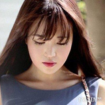 空气刘海直发发型图片大全 3种空气刘海发型让你变女神图片