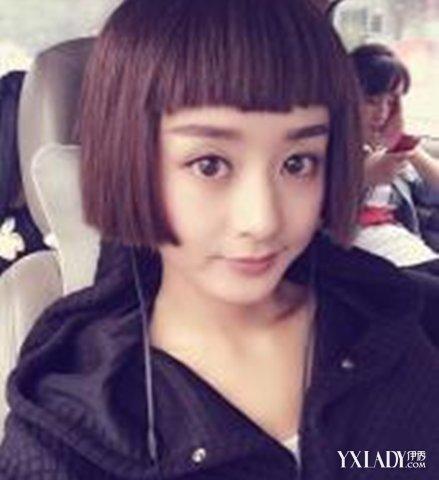 【图】萌神赵丽颖女孩大全7款发型美翻天(3)_发型高马尾扎法照片图片