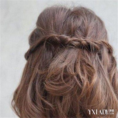【图】短发半边卷发发型大盘点 三款发型掀起最新潮流图片