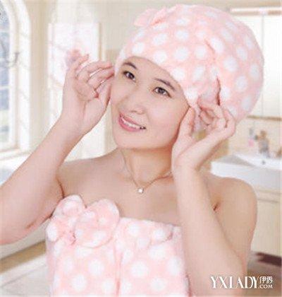 【图】教你毛巾怎么包头发图解步骤 教你轻松学会用毛巾包头发