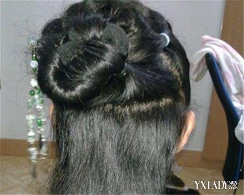 【图】分享简易汉服发型教程 教您轻松了解各种古代发型