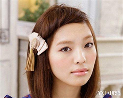 【图】韩式甜美中长发编发图片 四款编发让你成为靓丽