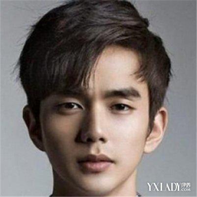 【图】韩式图片时尚发型男生帅气发型更撩人三七分大全梳头女图片