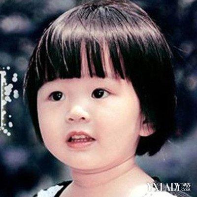 一岁半女宝宝发型推荐 打造一个可爱呆萌的小萝莉图片