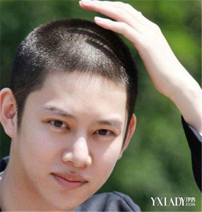 【图】好看的时尚发型头型有哪些彰显平头沉理发男生有几种图片