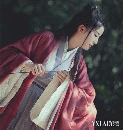 【图】传统的汉服短发发型欣赏 带你了解传统的服饰之