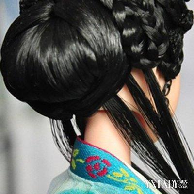 汉服古装发型图解大全 几款发型帮你打造古典淑女