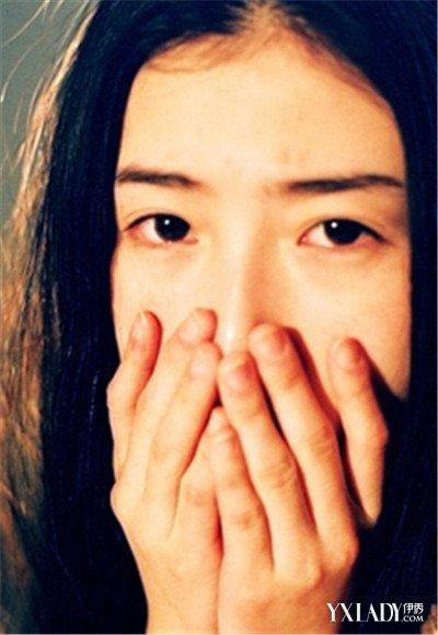 圆脸适合哪种眉型图片展示 妹子你修剪对眉了吗