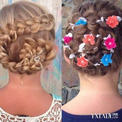 公主时尚发型步骤介绍 甜美造型简单几步教你搞定