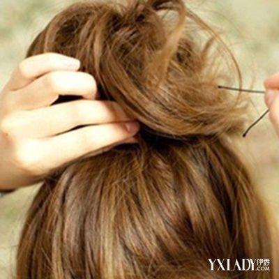 【图】简单盘发发型步骤图 几种盘发方式简单易学