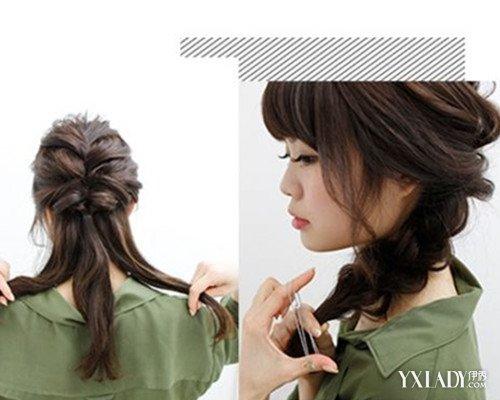 【图】花式辫子编法大全图解展示 简单3步让你甜美更吸睛