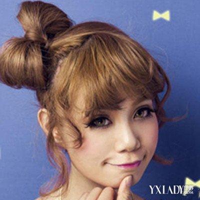 【图】蝴蝶结发型编法图解 教你轻松打造完美发型