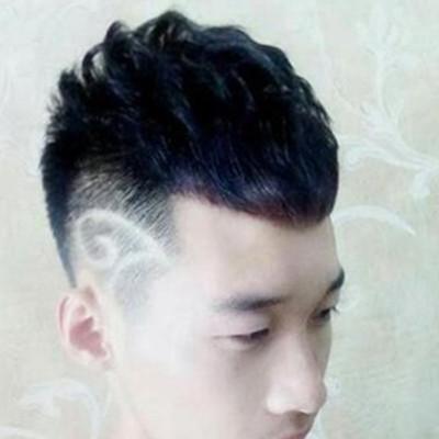 【图】男生鲨鱼头发型展示 打造与众不同的个性魄力图片
