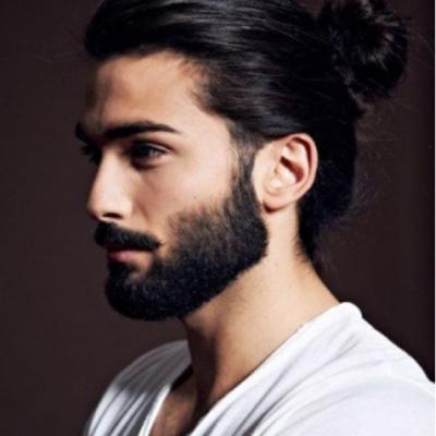 【图】男生马尾发型怎么留的 4款时尚男士马尾发型让你更帅气