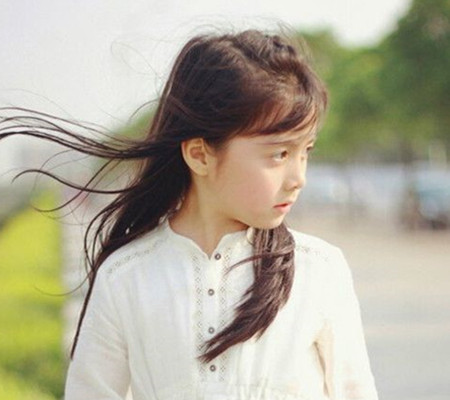 【图】看小朋友编发发型扎法图,简单又活泼可爱