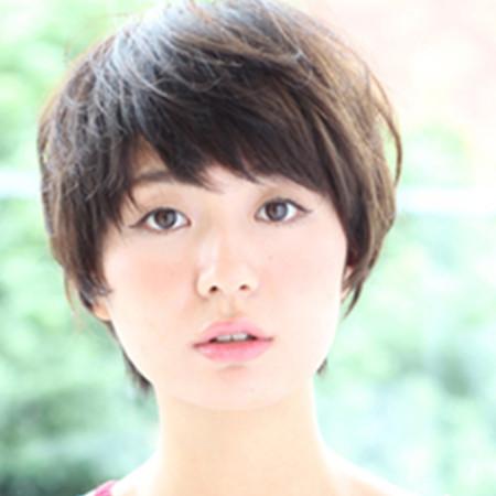 【图】国字脸发型发型短发图片轻松修颜打造年轻显好看的短发女生图片