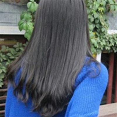 【图】长发直发发型背面 四款发型背影美到哭