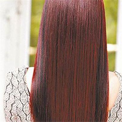 长发直发发型背面 四款发型背影美到哭