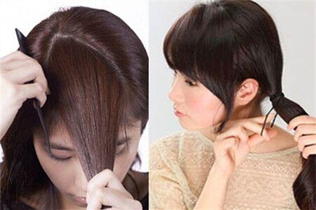 丸子头简单扎法图解 让自己拥有不一样的发型