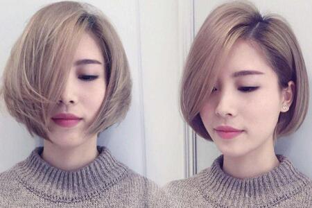【图】波波头适合什么脸型? 选对发型让你看起来更年轻