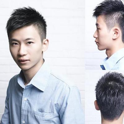 男士两边推光发型展示 让你更加帅气有魅力