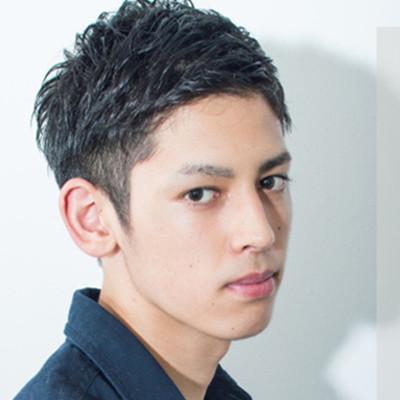 【图】男学生瓜子脸帅气发型推荐 个性短发显魅力男神图片