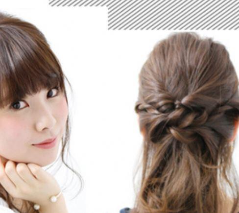 【图】半披发编发发型步骤介绍 几个方法帮你打造优雅图片
