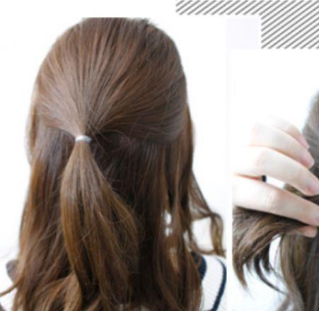 半披发编发发型步骤介绍 几个方法帮你打造优雅气质