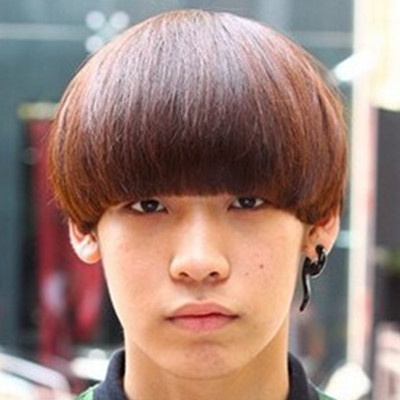 男生马盖头发型图片欣赏 4种发型让你凸显个性图片