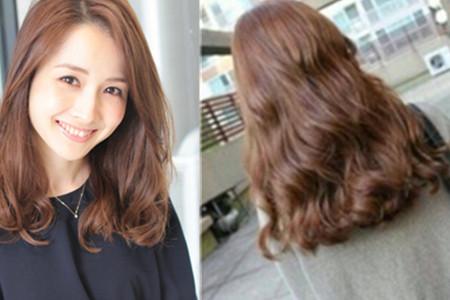 烫头发型图片女中长发 打造时尚提升个人魅力