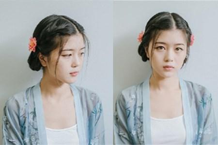 【图】古风发型教程 变美简单又轻松图片