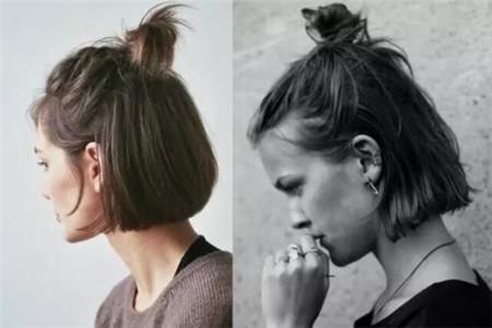 【图】短发怎么扎简单好看中学生 详细图解告诉你