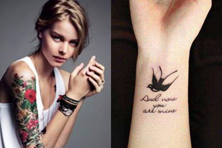 【图】纹身去除小妙招 哪种效果较好