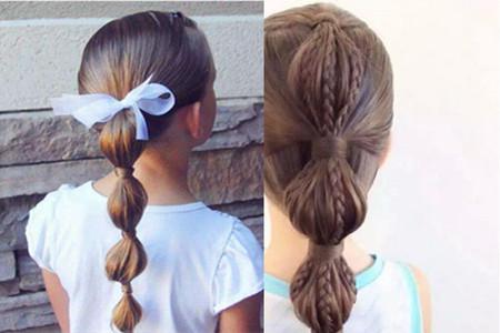 【图】儿童编辫子的简单方法 这些发型超好看