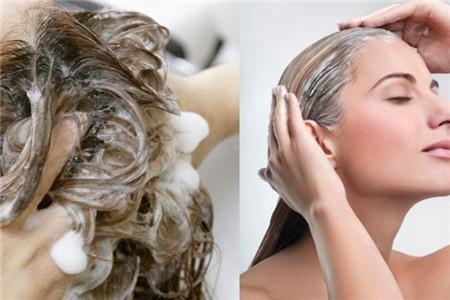 【图】护发素的正确用法让头发飘逸亮丽少女森系烫发图片