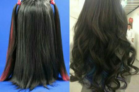 【图】黑色头发挑染什么颜色好看 怎样更加时尚图片