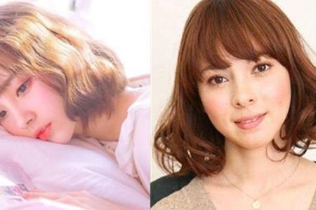 【图】韩式女短发短发图片各有不同青春可爱中年女士中发型怎么扎简单好看图片