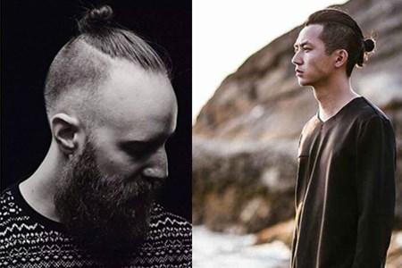 男士造型视频_【图】男士丸子头发型重新定义你的造型 展现独特的男子气概