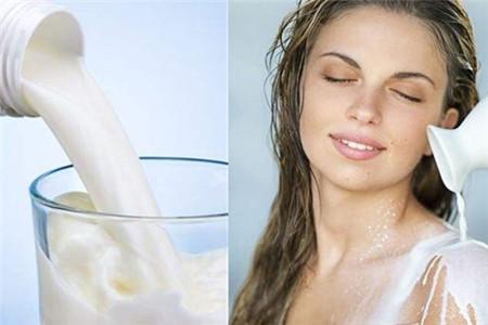 【图】用牛奶洗脸的正确方法 让你白成发光体