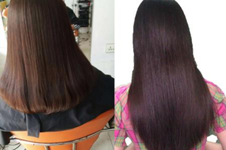 【图】拉直发的步骤知多少 时尚发型美丽做出来
