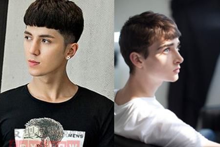 【图】发际线高的男生发型大全 总有一款适合你图片