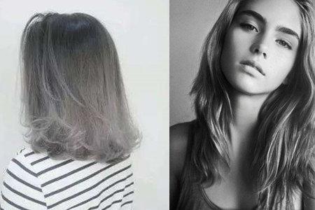 【图】黑灰色头发怎么染才好看 学会这些让你做迷人女孩